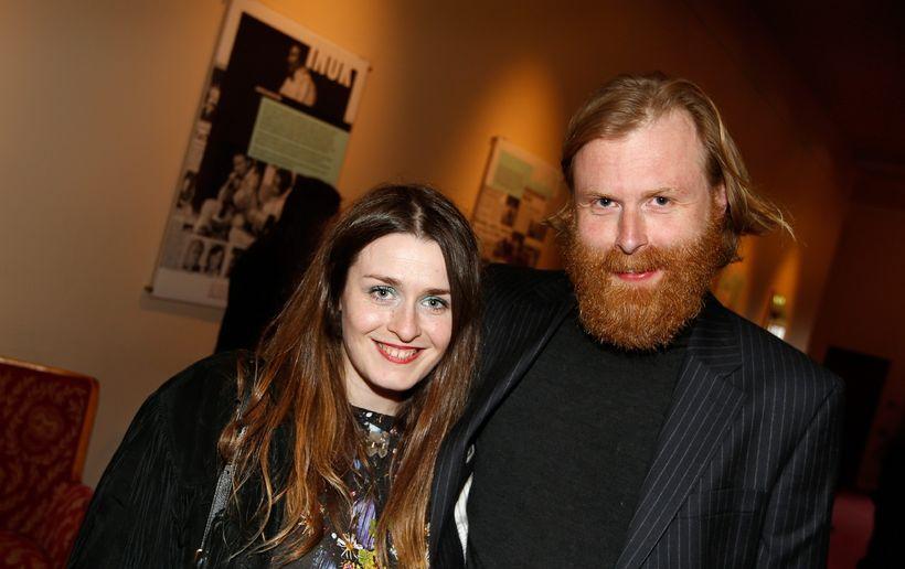 Hildur Yeoman og Daníel Björnsson.