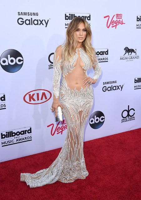 Jennifer Lopez árið 2015.