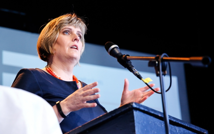 Dr. Katrín Ólafsdóttir, lektor við Háskólann í Reykjavík, er á ...