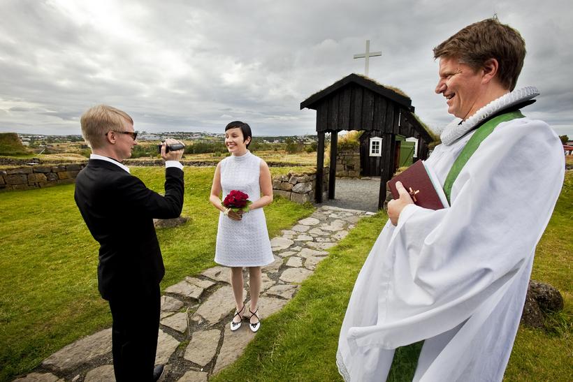 Image result for Hjónavígslur á Íslandi