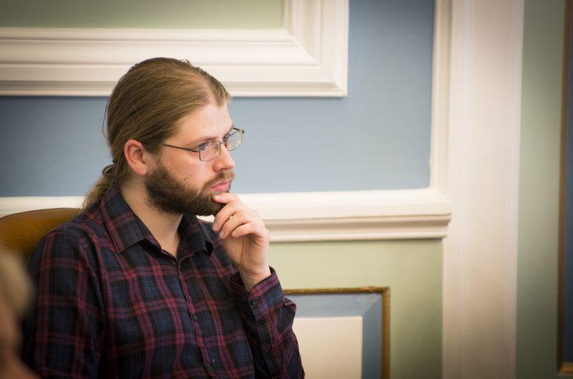 Helgi Hrafn Gunnarsson, fyrrverandi þingmaður Pírata.