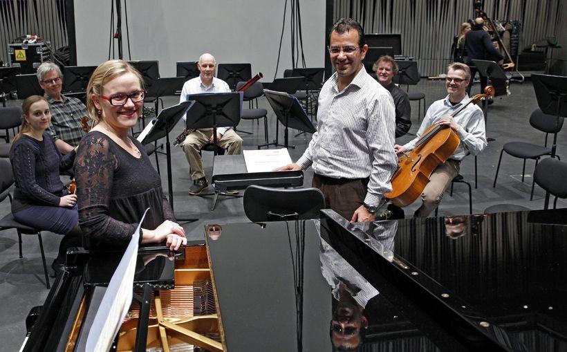 The Reykjavik Chamber Orchestra.