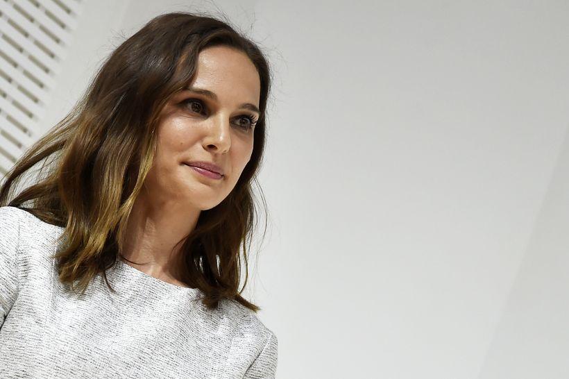 Bandaríska leikkonan Natalie Portman.