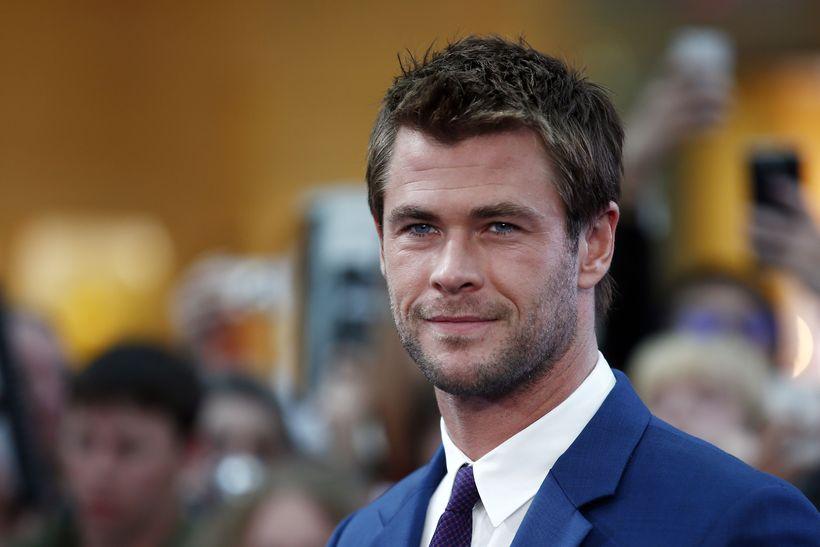Hemsworth er helst þekktur fyrir að leika ofurhetjuna Thor