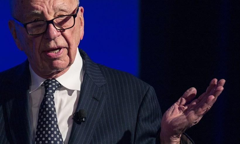 Rupert Murdoch hefur verið umsvifamikill á fjölmiðlamarkaði um langa hríð.