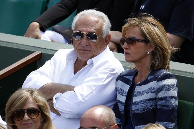 Strauss-Kahn þótti á sínum tíma líklegur kandídat í forsetaembættið.
