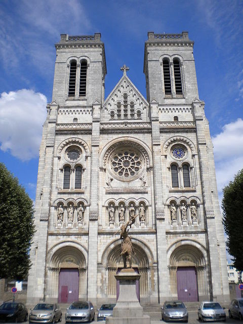 Saint-Donatien dómkirkjan.