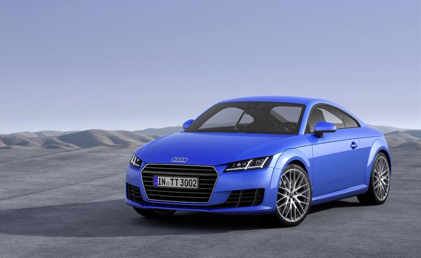 Dagar Audi TT eru taldir.