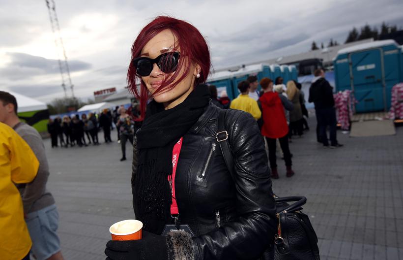 Not Rihanna, but Jennifer from the UK.