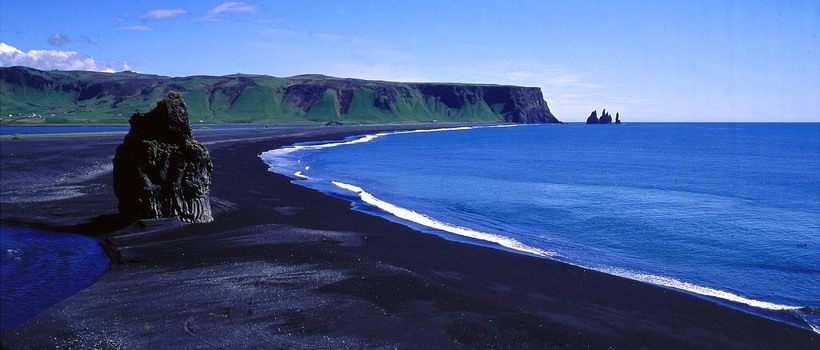 Reynisfjara Is The Anhesis Of A Caribbean Beach But