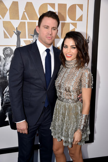 Channing Tatum og Jenna Dewan tilkynntu um skilnað sinn í ...