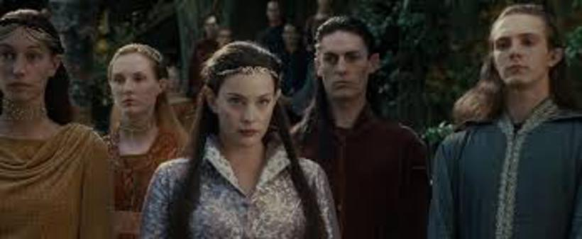 Elves from Tolkien's Lord of the Rings, a trilogy much ...