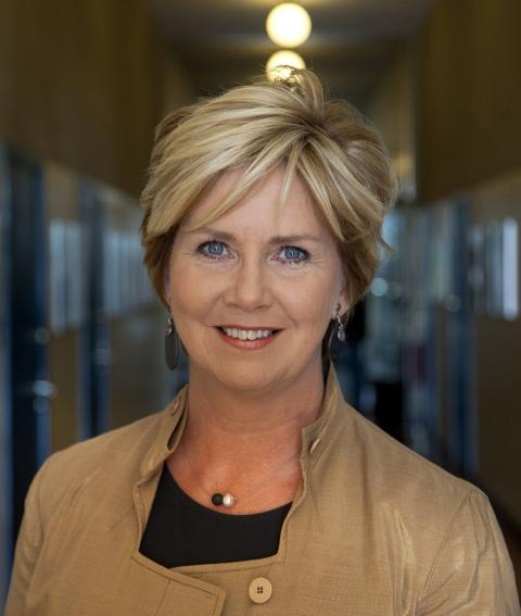 Kristín Ingólfsdóttir, fyrrverandi rektor Háskóla Íslands.