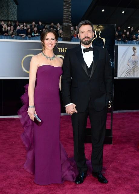 Hjónaband Jennifer Garner og Ben Affleks entist ekki.