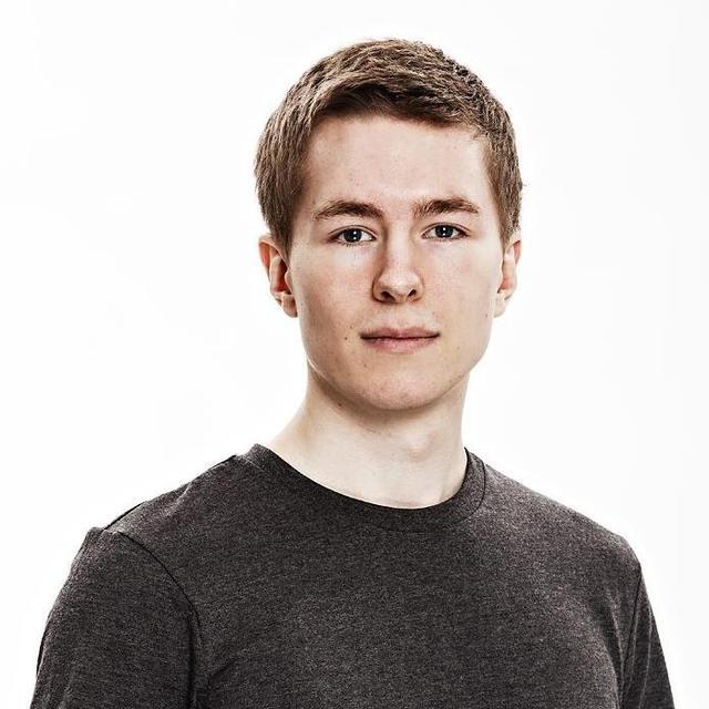 Bæring Gunnar Steinþórsson vefforritari.