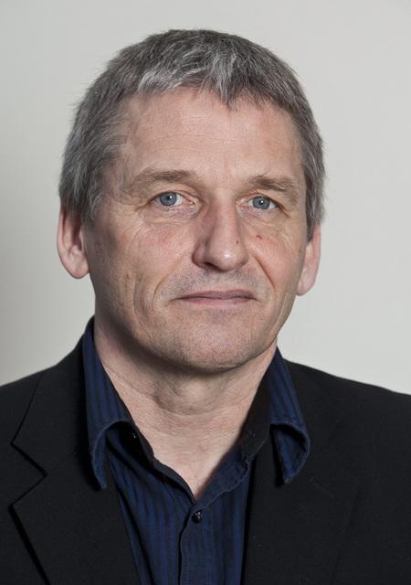 Hjálmar Jónsson, formaður Blaðamannafélags Íslands