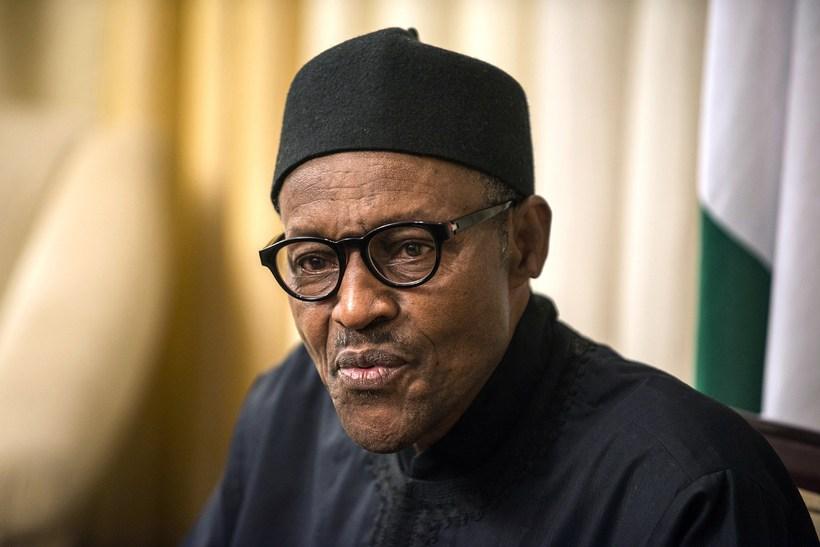 Muhammadu Buhari, forseti Nígeríu.