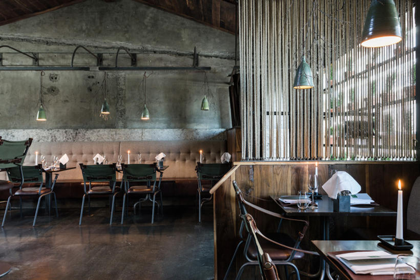 The cool interiors of Dill are designed by Hálfdán Pedersen, …