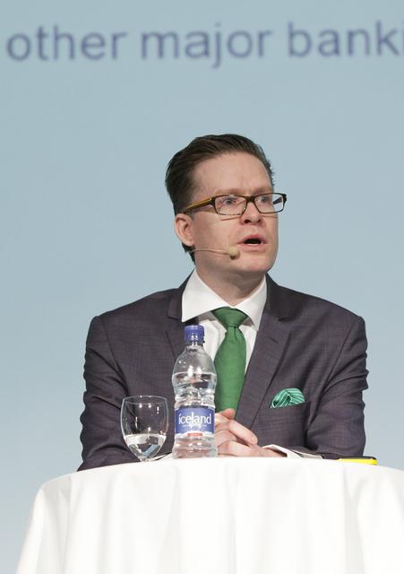 Danski hagfræðingurinn Lars Christensen.