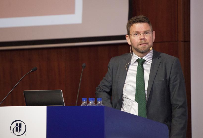 Jón Bjarki Bentsson er aðalhagfræðingur Íslandsbanka.