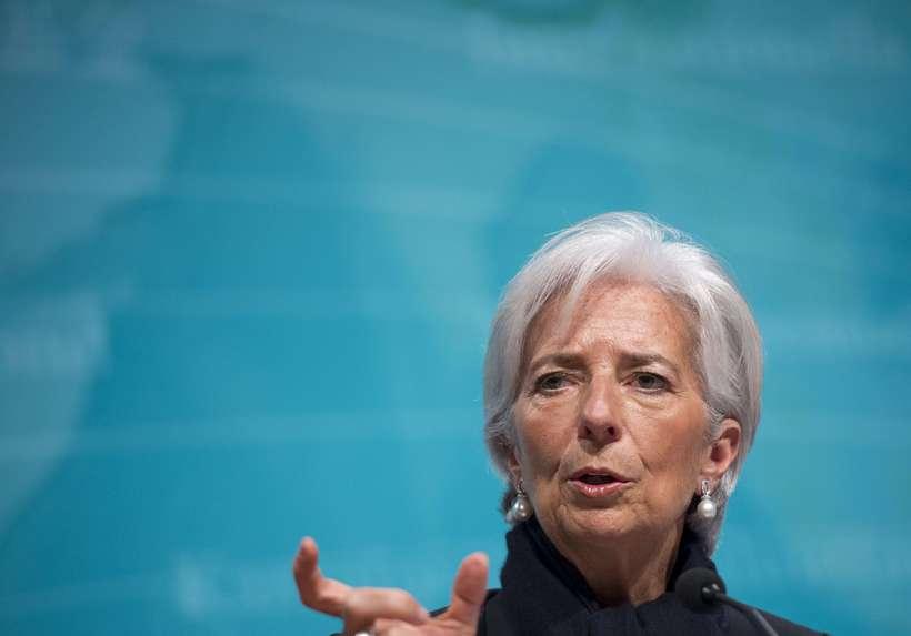 Christine Lagarde, framkvæmdastjóri Alþjóðagjaldeyrissjóðsins.
