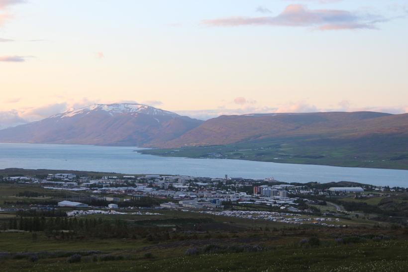 Akureyri is proud of its record.