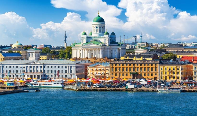 Helsinki, Finland.