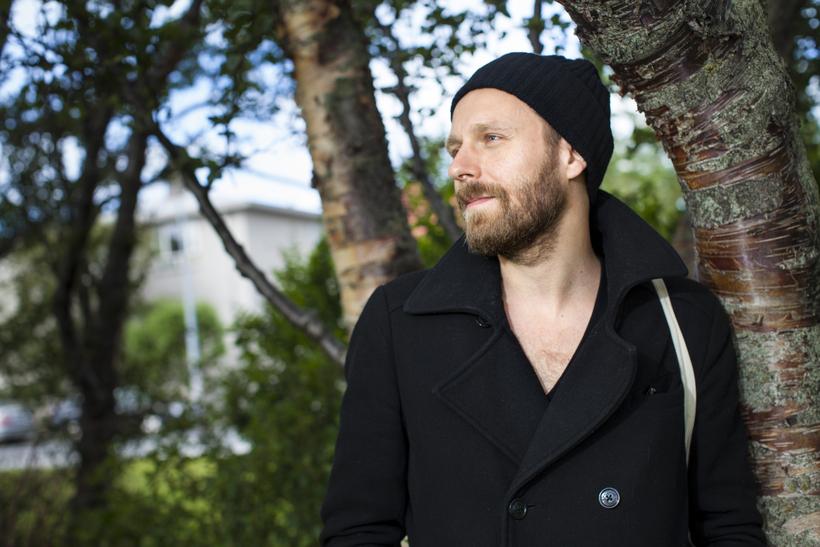 Pan Thorarensen, skipuleggjandi Extreme Chill Festival.