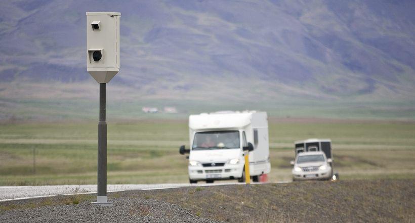 Íslendingar hafa frá árinu 2007 búið við svokallað punktaeftirlit.