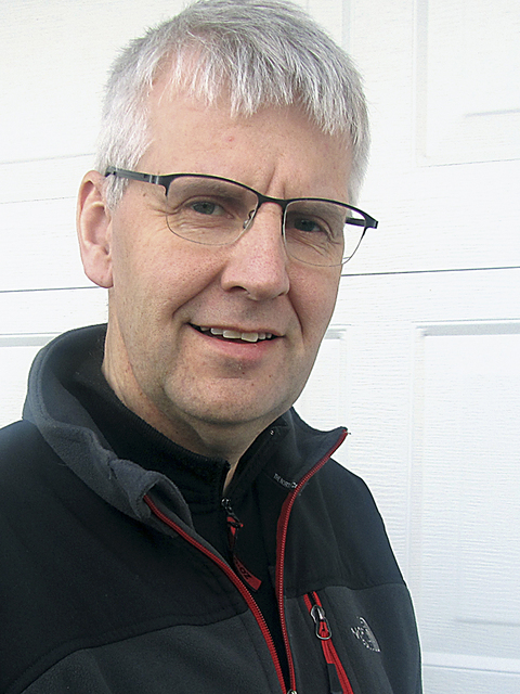 Meterologist Einar Sveinbjörnsson