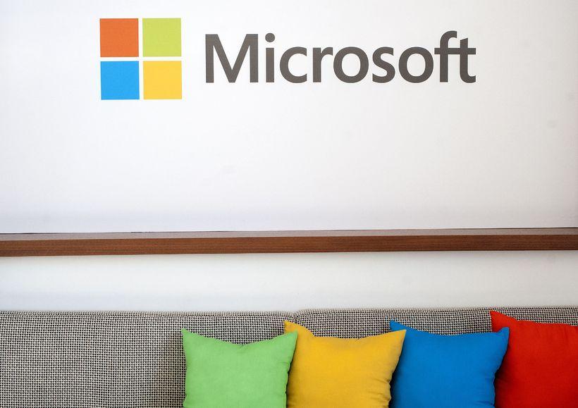 Microsoft er aftur verðmætasta fyrirtæki í heimi.