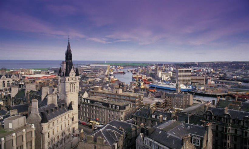 Aberdeen, Icelandair's 6th UK destination.