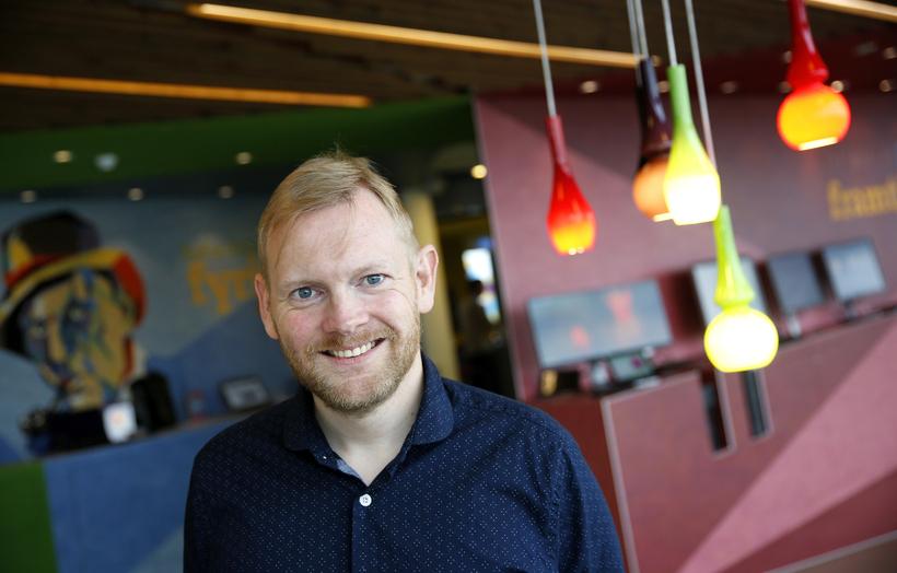 Jón Heiðar Þorsteinsson.