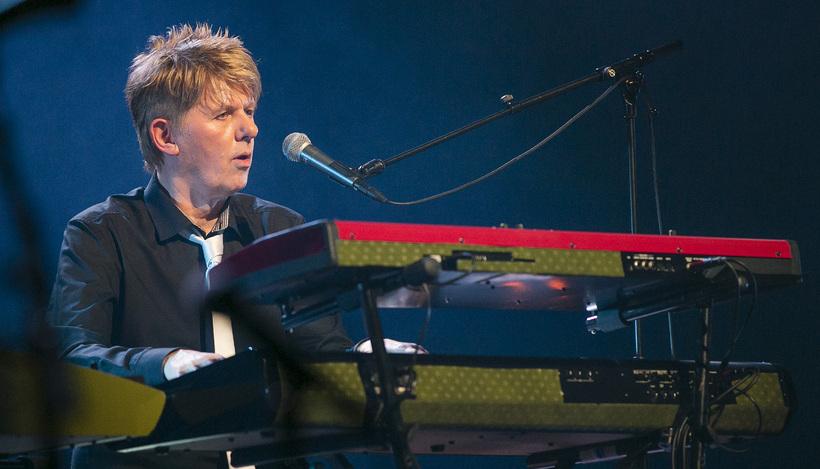 Jakob Frímann Magnússon, here performing with Stuðmenn. Magnússon confirms that …