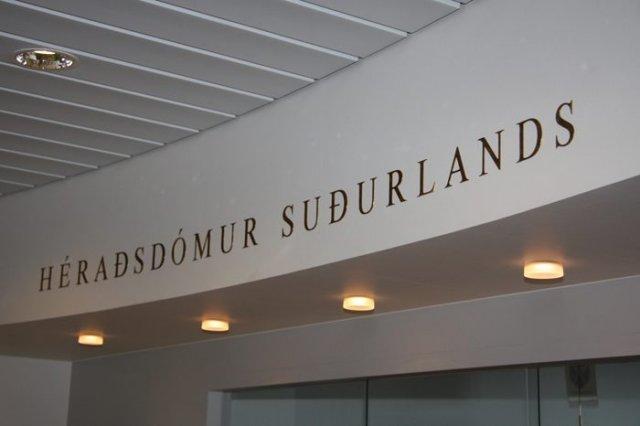 Frá Héraðsdómi Suðurlands.