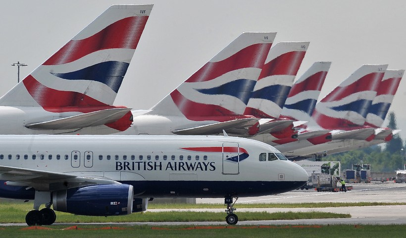 British Airways is just one of the airlines that link …