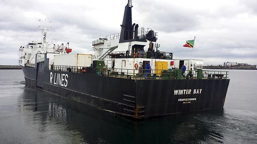 Winter Bay