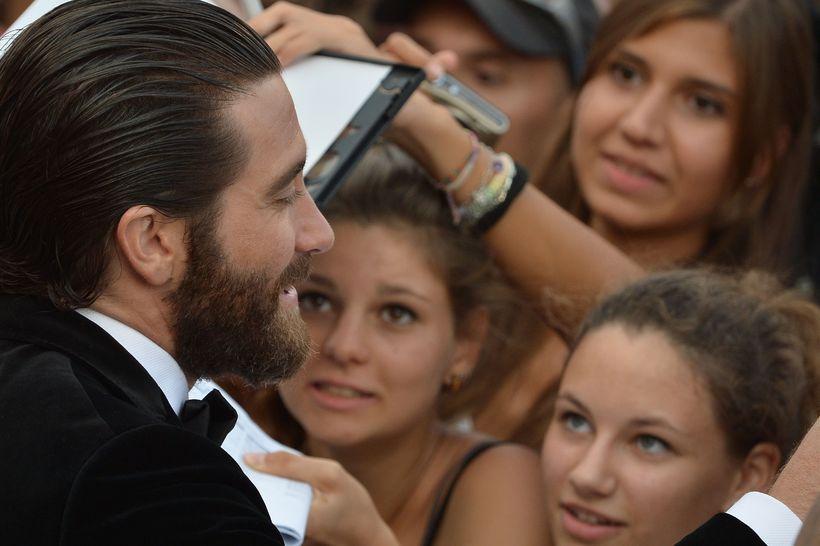 Bandaríski leikarinn Jake Gyllenhaal fær jákvæða dóma fyrir hlutverk sitt …