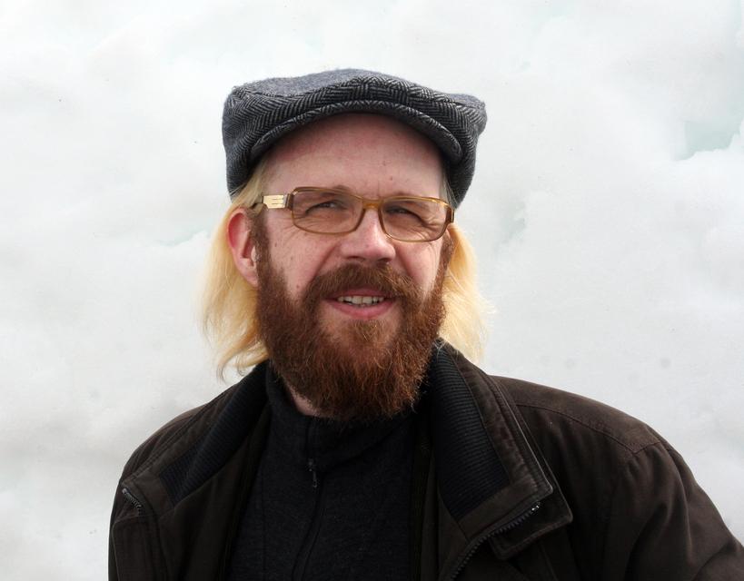 Óttar Proppé alþingismaður.