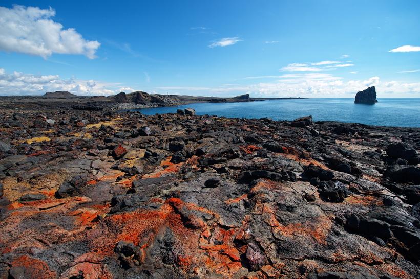 Reykjanes Geopark.