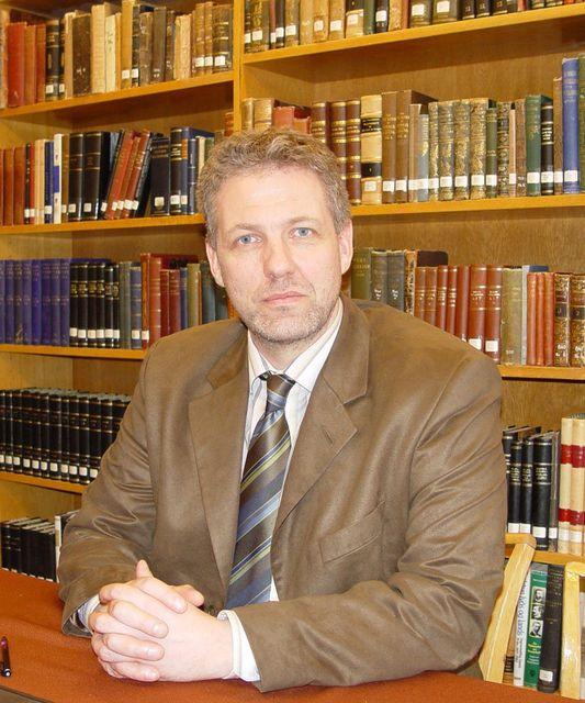 Grétar Þór Eyþórsson, prófessor í stjórnmálafræði.