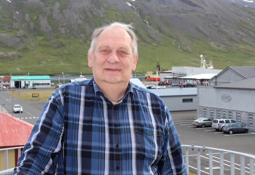 Gunnar Ingi Birgisson er bæjarstjóri í Fjallabyggð.