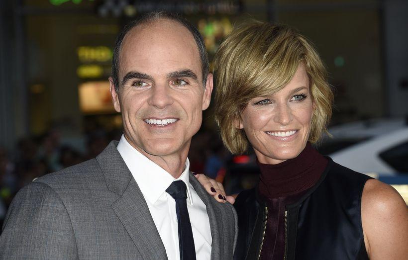 Michael Kelly og Karyn Kelly.