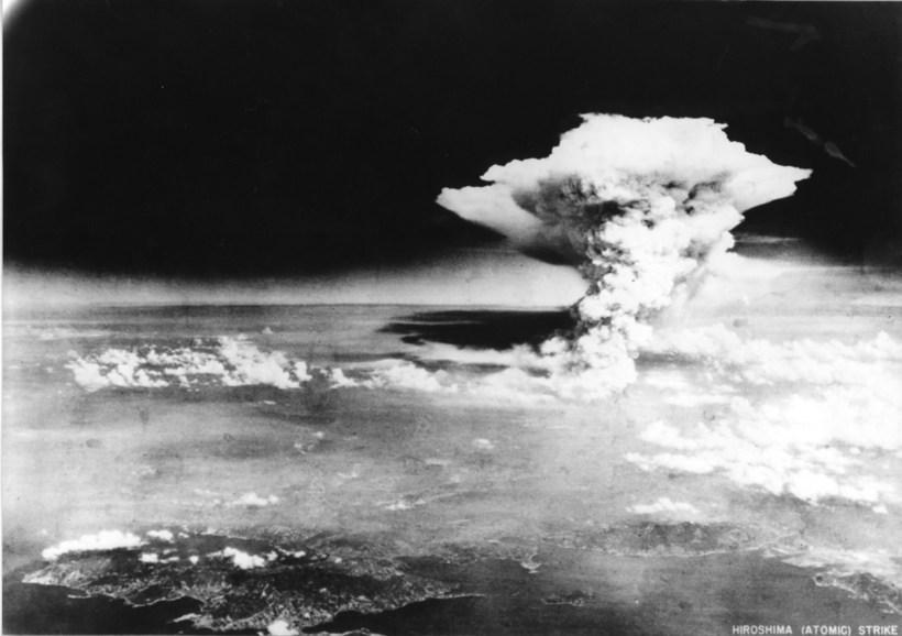 The Hiroshima and Nagasaki bombings killed over 200,000.