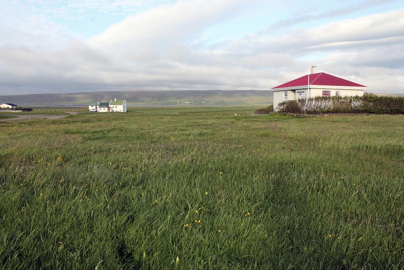 Gunnarsstaðir í Þistilfirði.