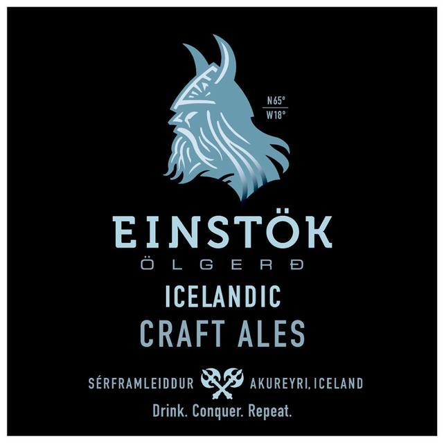 Einstök hefur unnið hörðum höndum að uppbyggingu í Bandaríkjunum.