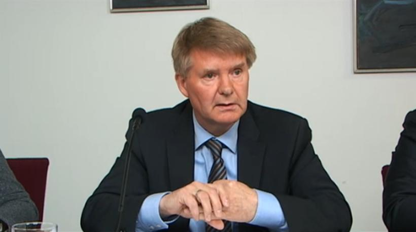 Tryggvi Gunnarsson, umboðsmaður Alþingis.