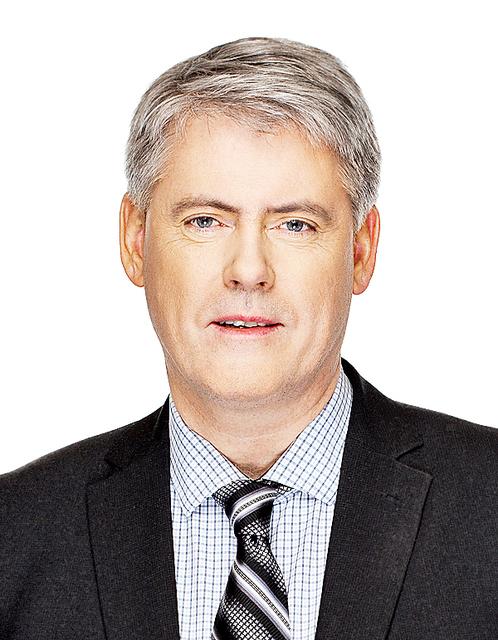 Karl Garðarsson, framkvæmdastjóri Frjálsrar fjölmiðlunar.