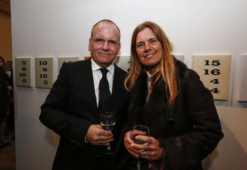 Páll Magnússon og Hildur Hilmarsdóttir.