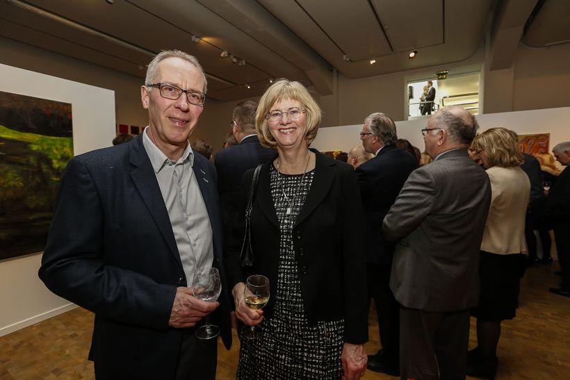 Ingi Karl Ingason og Anna Lilja Gunnarsdóttir.